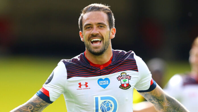 Liverpool Want Manchester City's Cash for Danny Ings