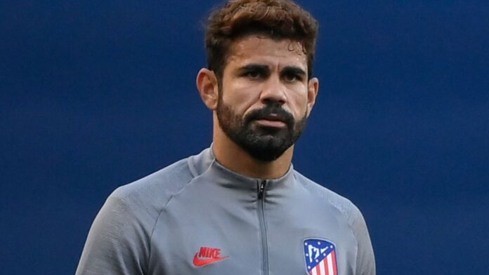 Costa, Who Left Atletico Madrid, Will Join Benfica