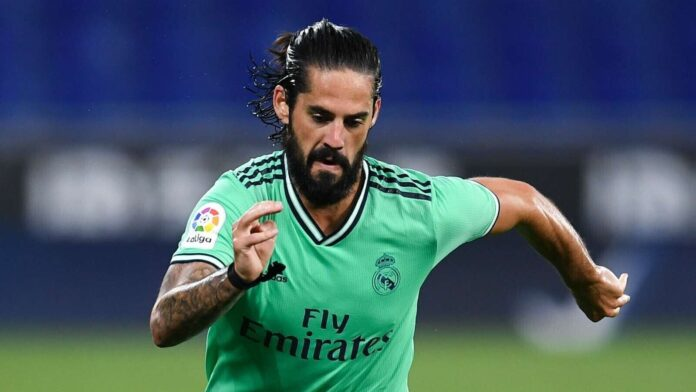 Inter Milan Interested in Isco