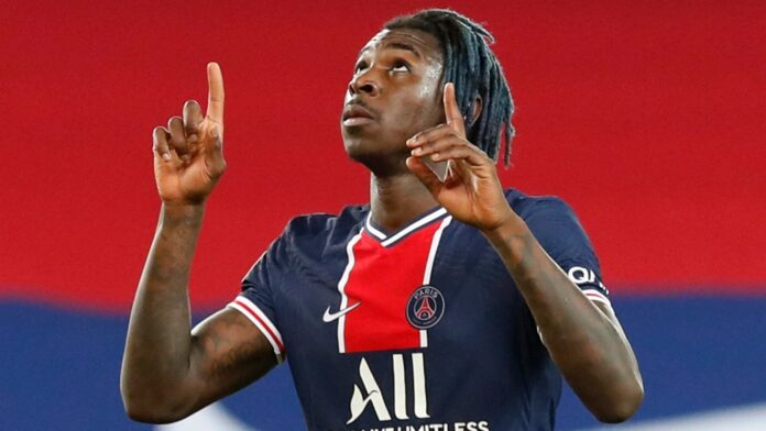 Moise Kean Withdraws from Italy