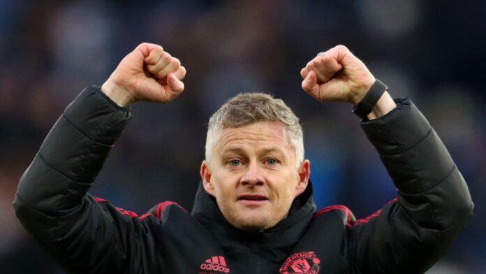 Solskjaer is an EPL Coach of the Month Nominee