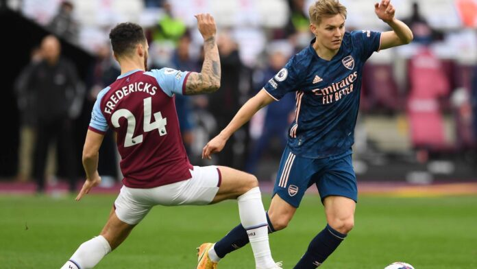 Real Madrid Don't Intend to Sell Odegaard