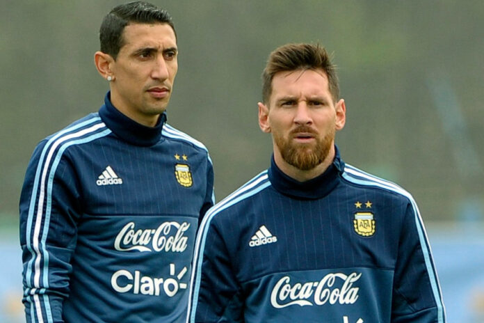 Di Maria – Leo Is from Another Planet