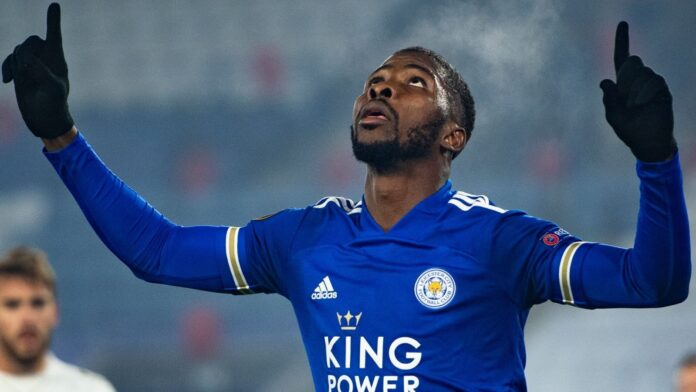 Iheanacho Has Signed a Three-year Deal with Leicester