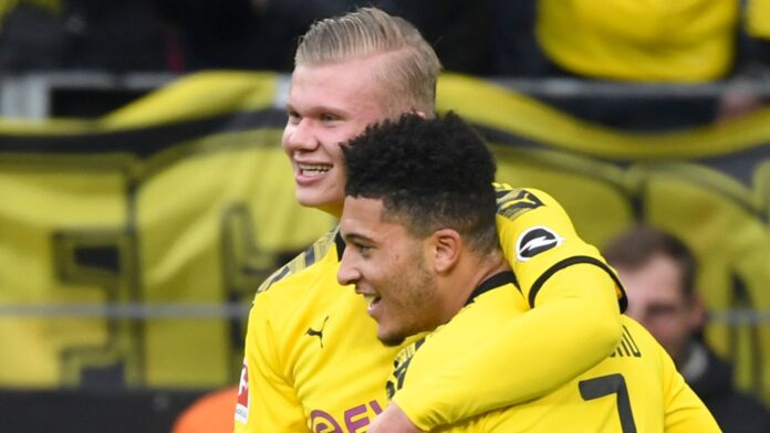 Watzke: Jadon Sancho Has Been with Us Much Longer Than Erling Haaland