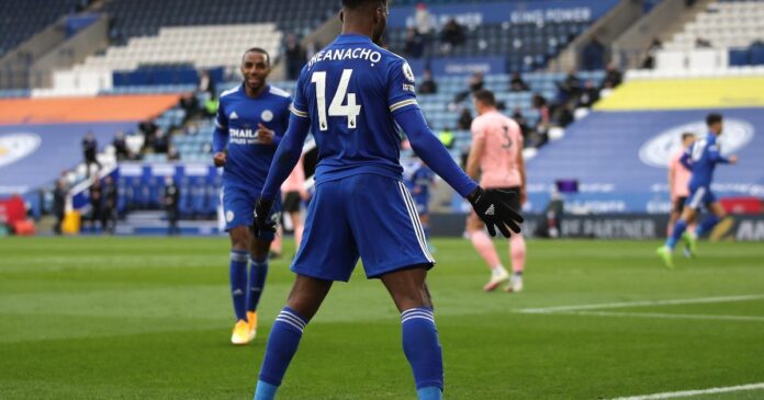 EPL Player of the Month for March Is Kelechi Iheanacho