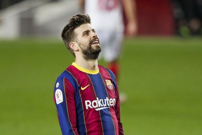 Pique Will Be Able to Play Barcelona-Real Madrid