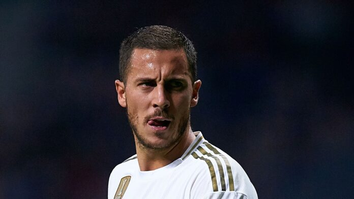 Zidane Has Ruled Out Hazard against Liverpool