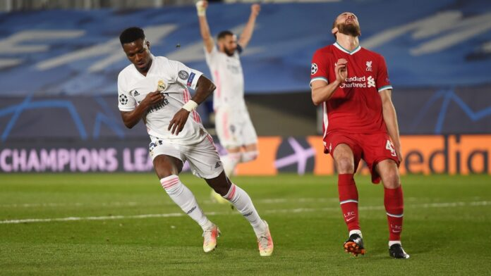Real Madrid vs Liverpool Extended Highlights