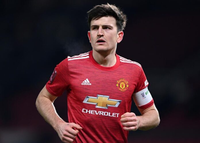 Harry Maguire Confronted Ed Woodward at Manchester United's Meeting
