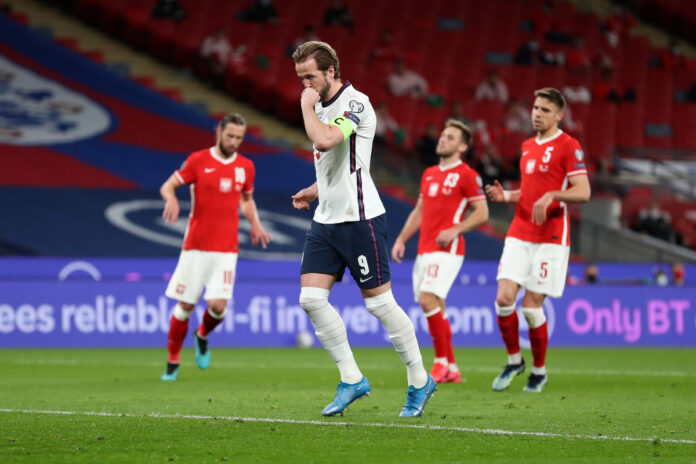 Harry Kane Holds England's Record for Penalty Spot Goals