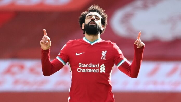 Mohammed Salah Golden Boot