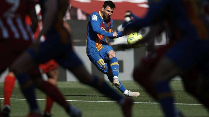 Barcelona and Atletico Madrid Play a Goalless Draw