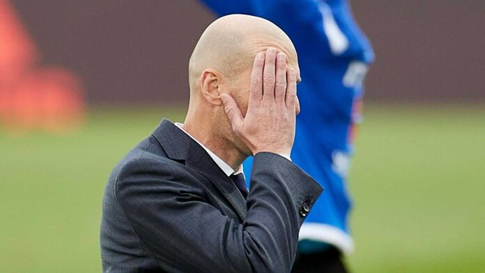 Zidane Will Resign as Real Madrid's Head Coach