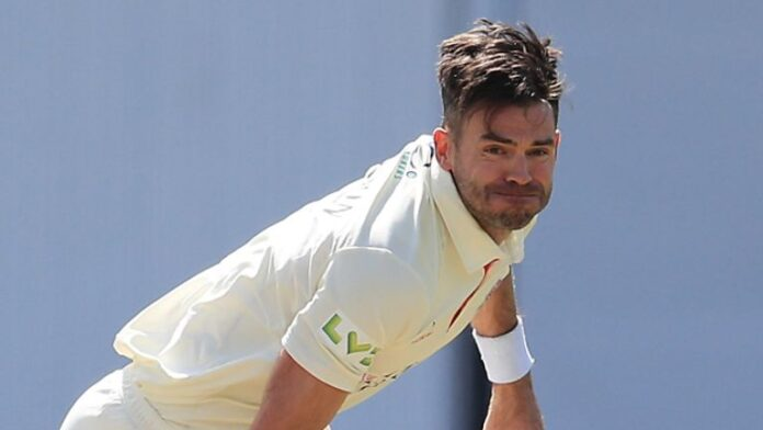 James Anderson most-capped Test player