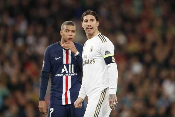Ramos Is Interfering with Real Madrid's Transfer for Kylian Mbappe