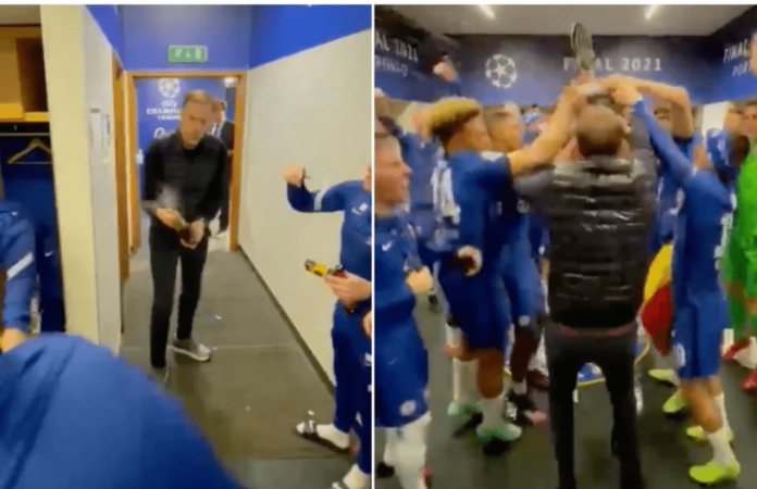 Why Did Tuchel's Trainers Star in Chelsea's Champions League Celebrations?