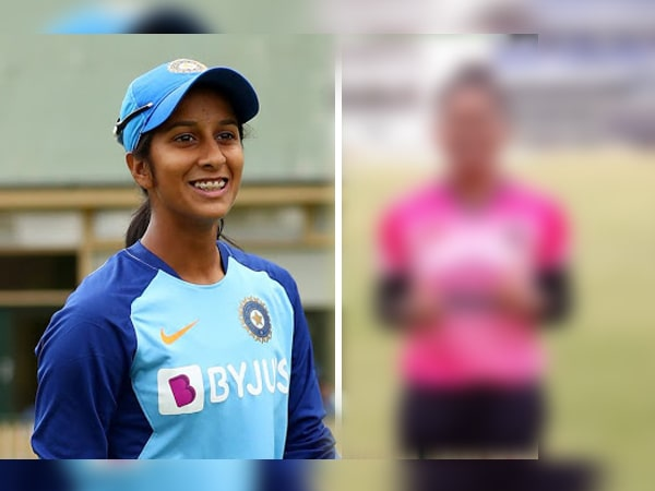 Indian Cricketer Sings