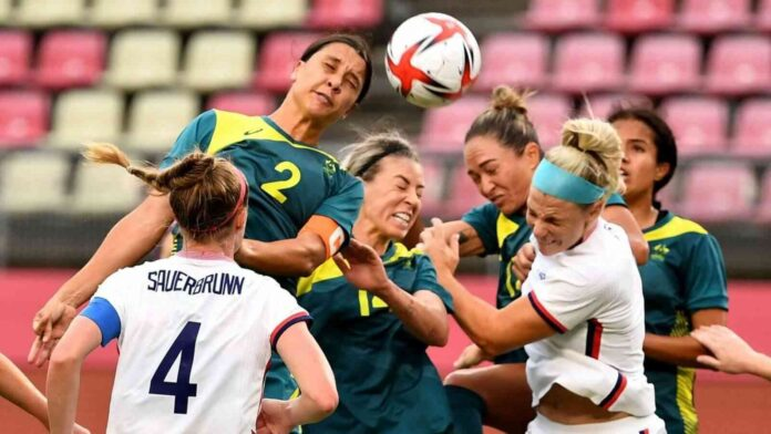 Football Fixtures Today from Tokyo 2020 Women's Olympics