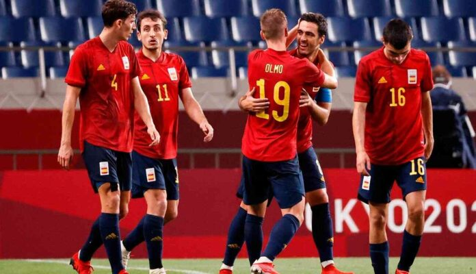Men's Football Fixtures Today – Results from Tokyo 2020 Olympics