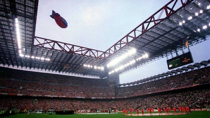 Serie A Want to Open Stadiums at 100% Capacity