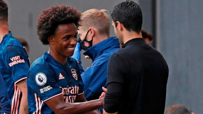 Football News – Willian Will Leave Arsenal After Only One Season