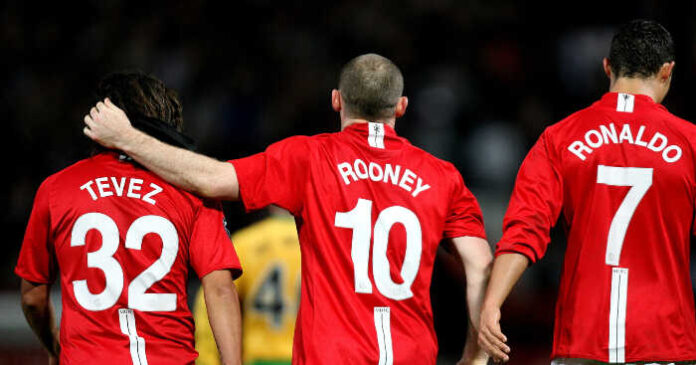 Rooney Doesn't See Ronaldo Making a City Move