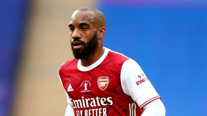 Arsenal Haven't Yet Offered Lacazette a Contract Extension