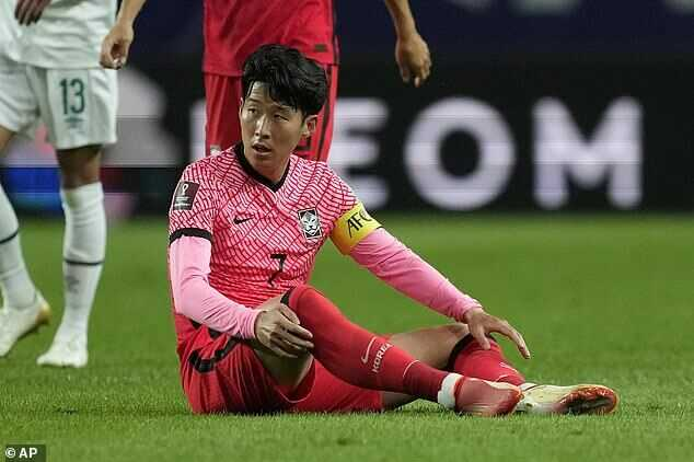 Shocking Football News – Son Has Sustained an Injury