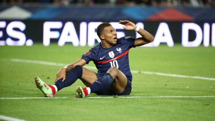 France Head Coach Has Let Mbappe Go Back to PSG