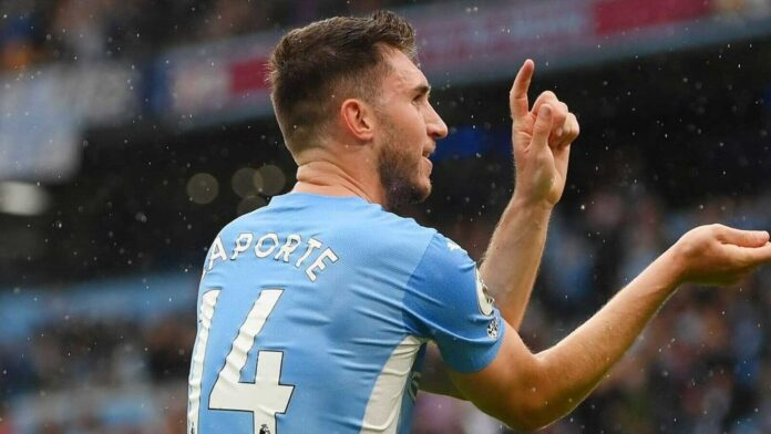 Stones and Laporta Will Miss City's Next Two Weeks