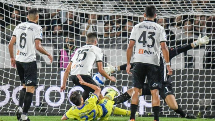Serie A Football News – Juventus Work Hard to Earn Three Points