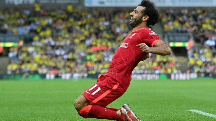 Football News – Salah's Contract Talks with Liverpool Are on Hold