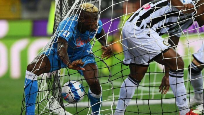 Serie A Football News – Napoli Decimate Udinese by Winning 0-4