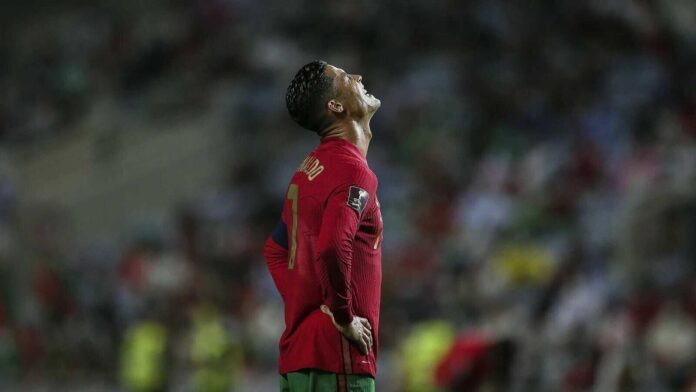 Ronaldo Has Left Portugal's World Cup Campaign to Join United