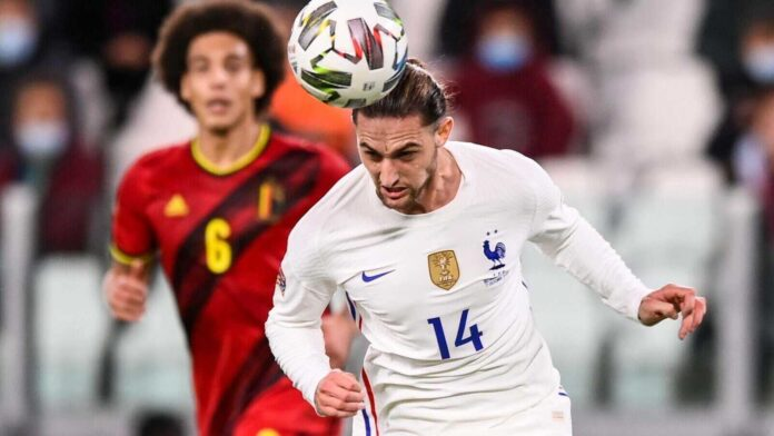 Raboit Will Miss France's Nations League Final Due to COVID