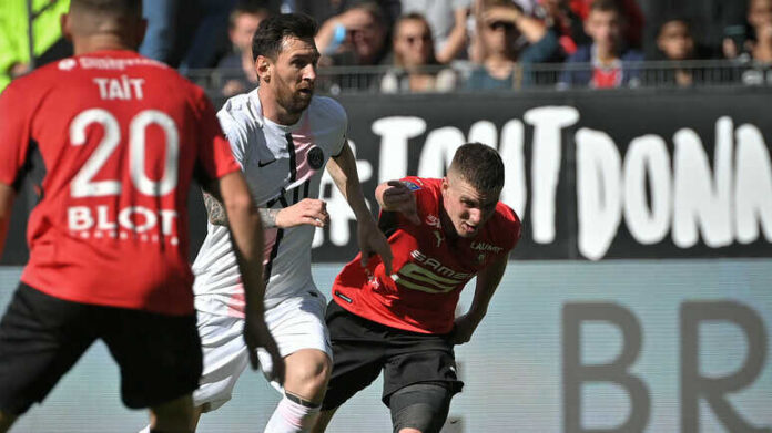 Ligue 1 Football News – Rennes Took PSG by Surprise