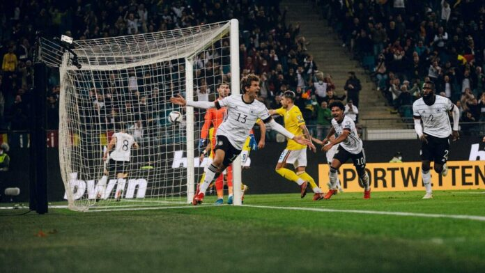 World Cup Football News – Muller's Late Goal Secured Germany's Win