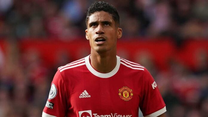 Manchester United Have Confirmed the Extent of Varane's Groin Injury